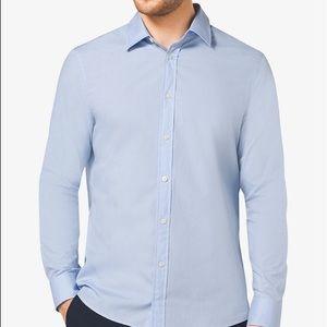 Michael Kors Blue Dress Shirt